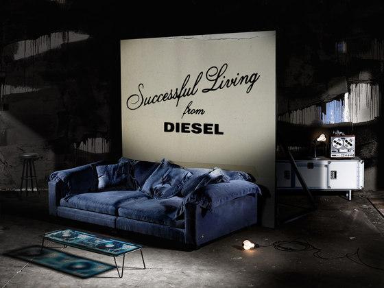 Nebula Nine Sofa di Diesel by Moroso