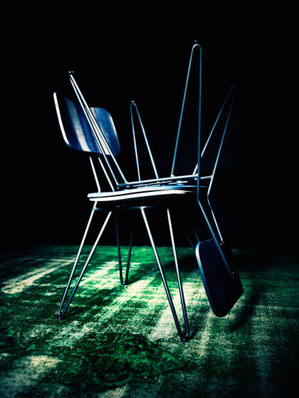 Overdyed Chair de Diesel by Moroso