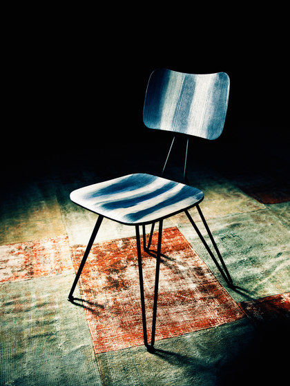 Overdyed Side Table by Diesel by Moroso