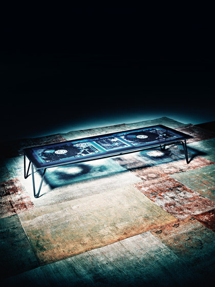 Xraydio Table de Diesel by Moroso
