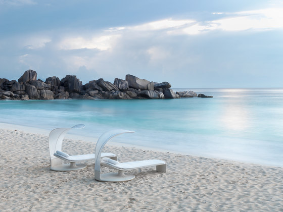 Summer Cloud Beachchair von DEDON