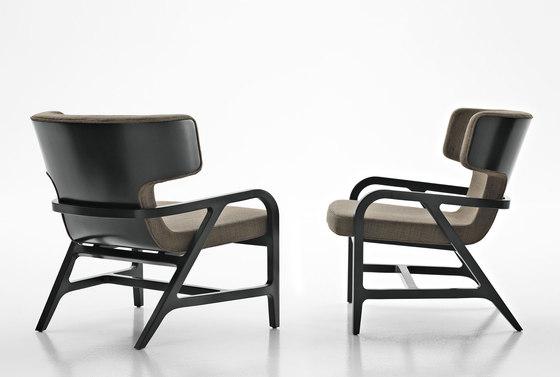Fulgens bar stools from maxalto architonic for B b maxalto