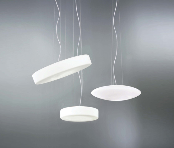 Pillo High-Voltage Pendant Lights by STENG LICHT