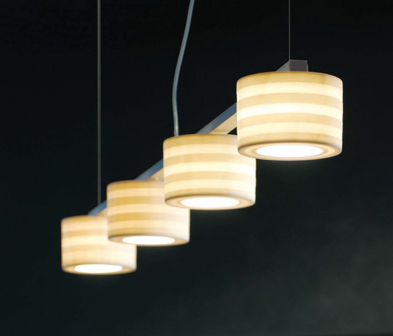 Tjao Zip 4 Pendant light di STENG LICHT