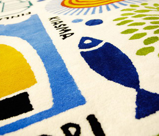 Helsinki von a-carpet