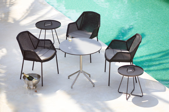 Breeze Lounge Sessel von Cane-line