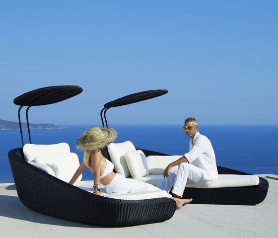 Savannah Daybed right Module by Cane-line