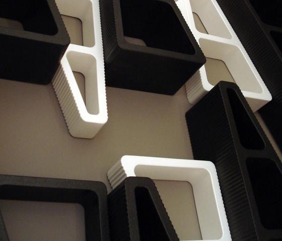 Make/Shift shelving by MOVISI