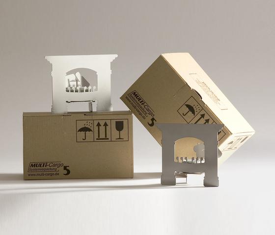 Mikrokamin (Micro Fireplace) by MOVISI