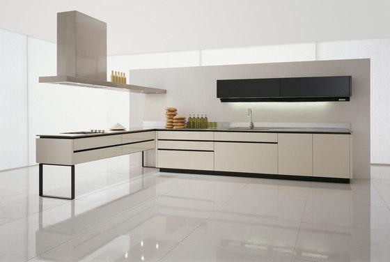 Cucine Hi Line Di Ferruccio Laviani Per Dada : Hi line di dada prodotto