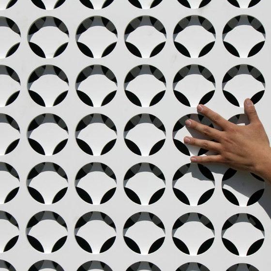 Art Diffusion® Circle Screen by Interlam