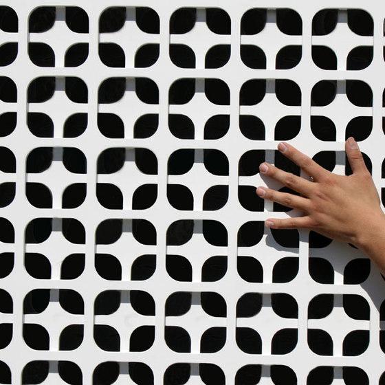 Art Diffusion® Square Screen by Interlam