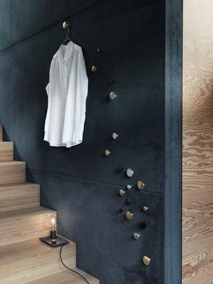 The Dots Coat Hooks | wood de Muuto