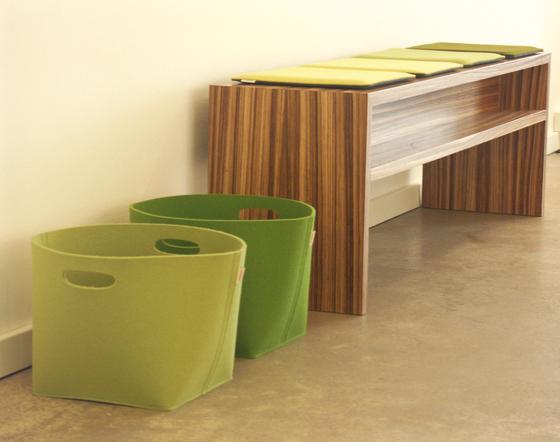 Basket round de PARKHAUS Karp & Krieger Handelswaren