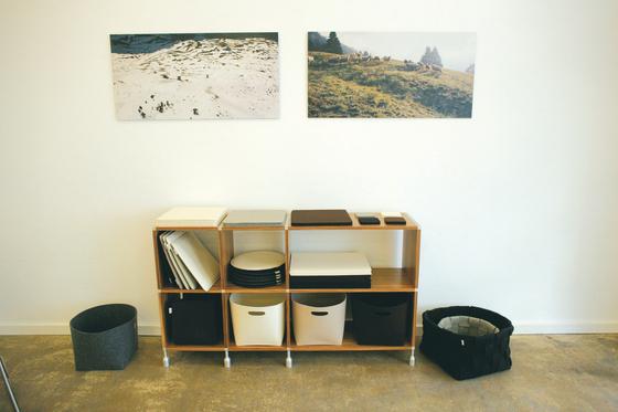 Basket simple medium high by Parkhaus