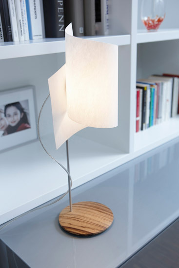 LOOP | Table lamp by Domus