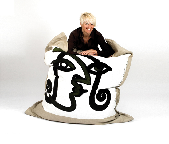 Flour Fellow Kyssen di Green Furniture Concept
