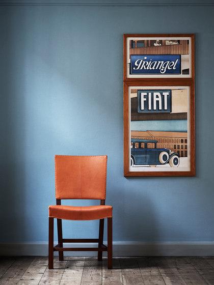 The Red Chair 3949 by Carl Hansen & Søn