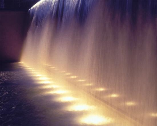 Underwater floodlight 8900/8903/... by BEGA