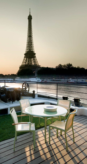Premiere Sunbathing Chair di EGO Paris