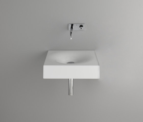 BetteBowl Washbasin with recess left by Bette