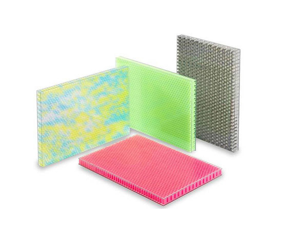 Metal-AIR-board® UV PC von Design Composite
