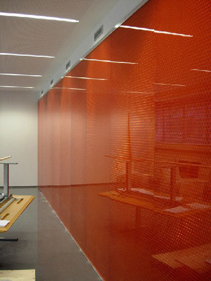 Clear-PEP® UV PC color orange di Design Composite