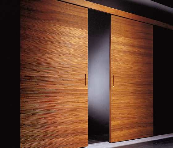 Decor | Sliding Door BD 16 S by Laurameroni