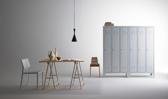 Monoplus | 3 doors locker by Dieffebi