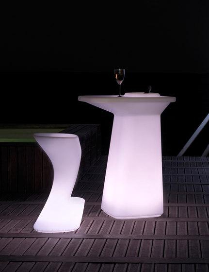 Moma High stool by Vondom