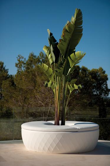 Vases Jardinera Llum by Vondom