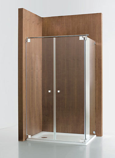 OMEGA GLASS SHOWER CABIN - Shower screens from Sprinz | Architonic