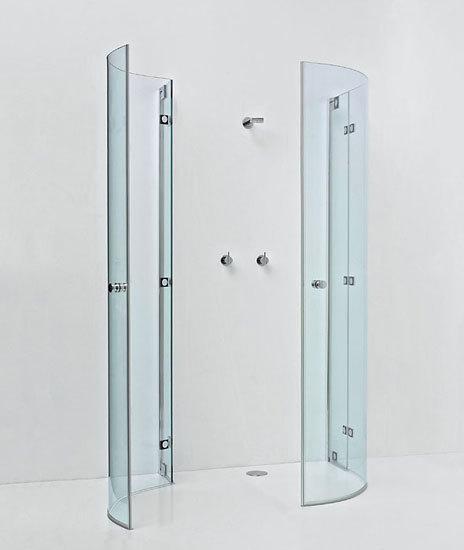Dusche Halbrund Glas : Duschkabine Glas Pictures to pin on Pinterest