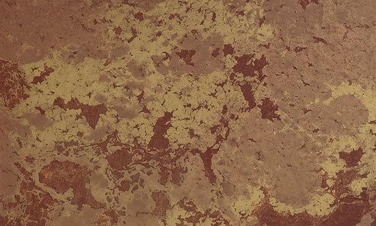 Bronze resin floor by Teknai® S.r.l.