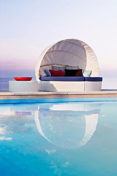 Arena sofa circoalre de Varaschin