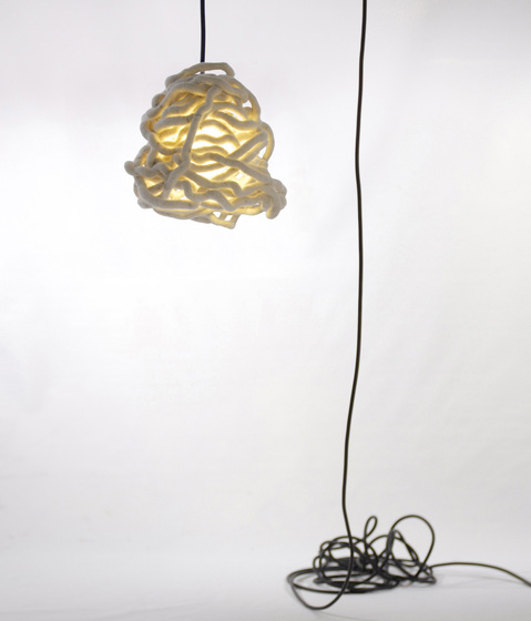 Woozily - Wall lamp by Pudelskern