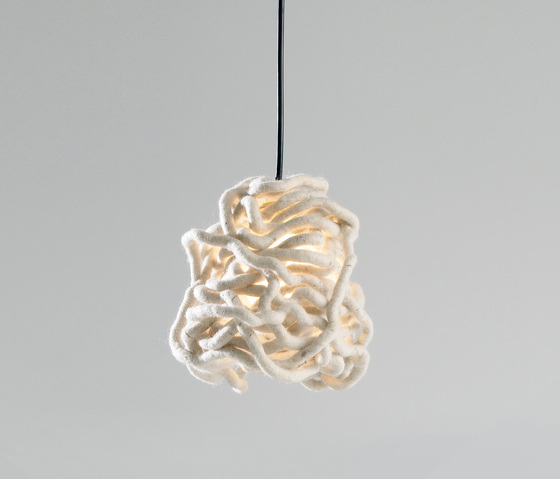 Woozily - Floor lamp by Pudelskern