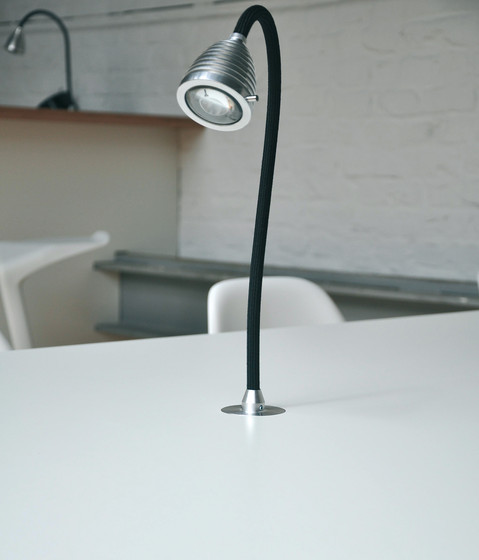 athene clamp light by less'n'more