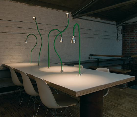 athene 3way pendant light by less'n'more