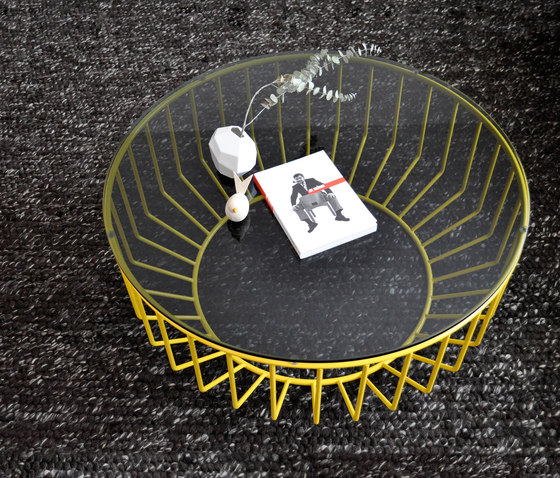 Wired Coffee Table de Phase Design