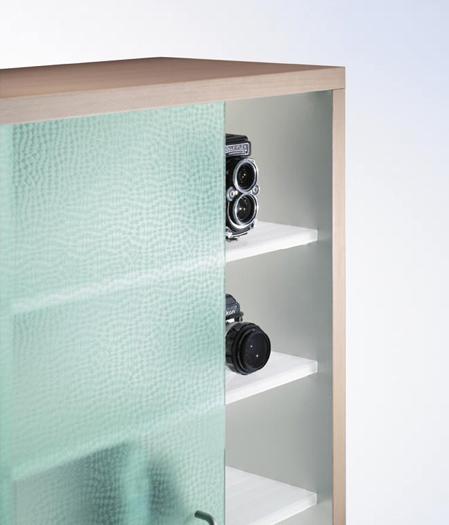 PLEXIGLAS® Texture clear 0A000 CL by Evonik Röhm