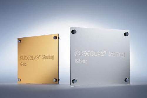 PLEXIGLAS® Sterling Silver 7M801 C1 de Evonik Röhm