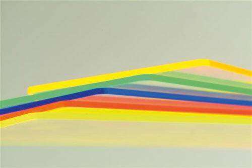 PLEXIGLAS® Fluorescent orange 2C50 GT by Evonik Röhm