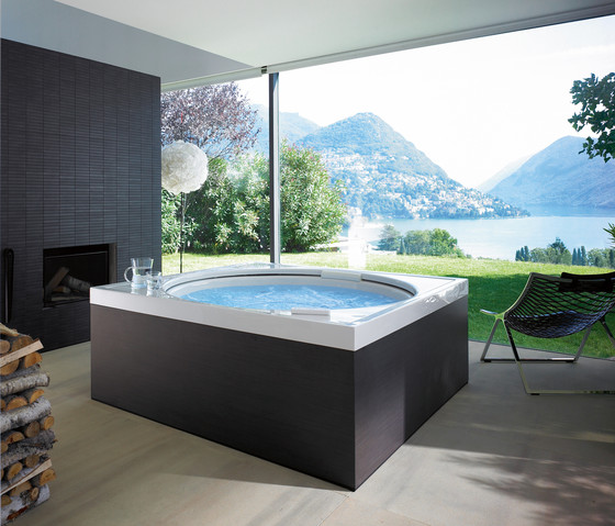 blue moon pool hydromassage baths from duravit architonic. Black Bedroom Furniture Sets. Home Design Ideas