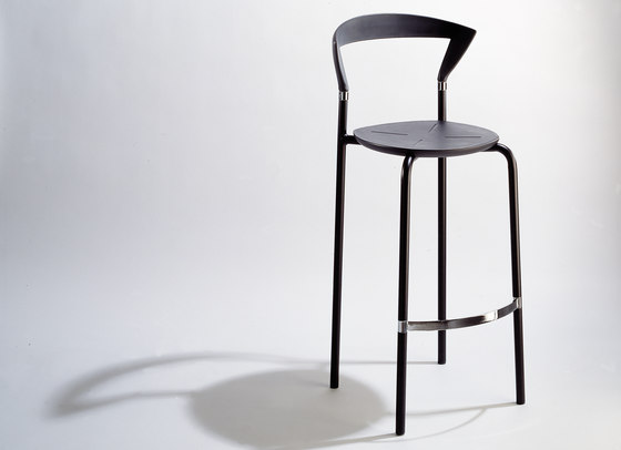 Opus bar chair small de Magnus Olesen