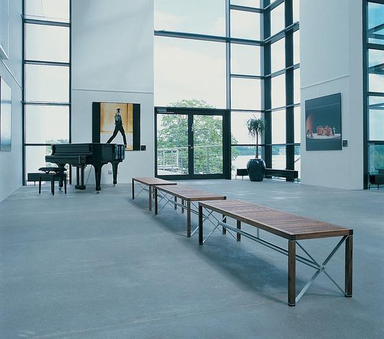 Xylofon bench de Magnus Olesen