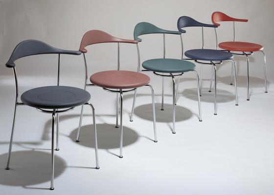 Napoleon Bar chair by Magnus Olesen
