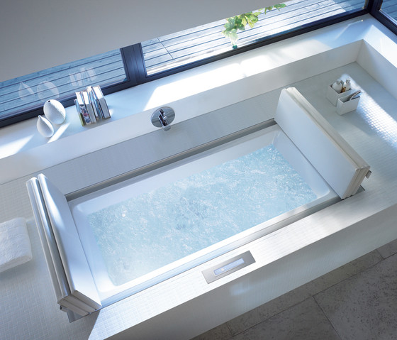 Sundeck - Bathtub by DURAVIT