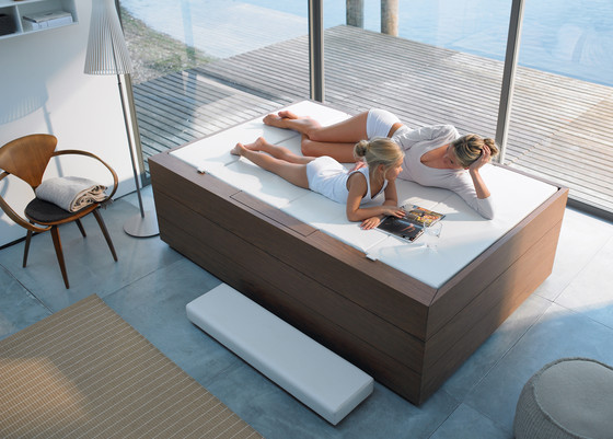 sundeck by duravit bathtub pool product
