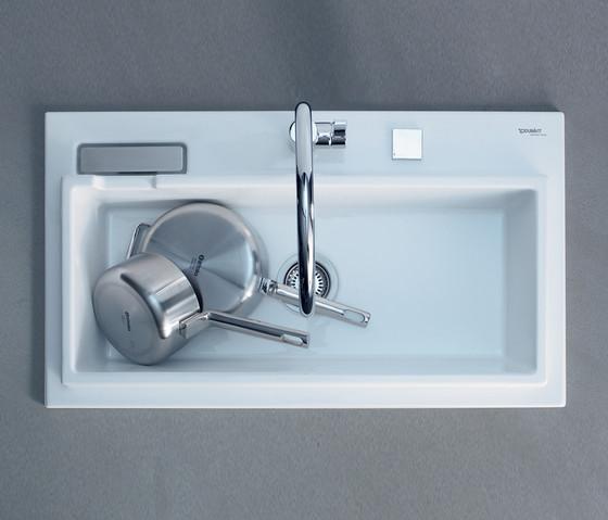 Starck K - Kitchen sinks by DURAVIT